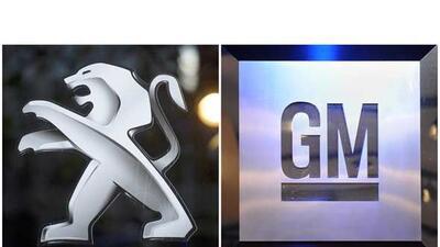 PSA Peugeot y General Motors planean 4 proyectos en conjunto.