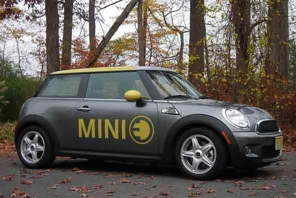 MINI sabe que la movilidad cero emisiones es necesaria, por eso lanzó la...