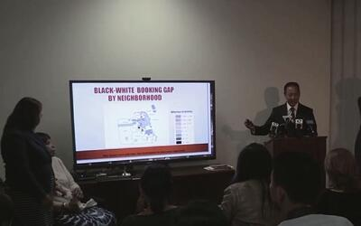 'Área de la Bahía en un Minuto': informe revela que miembros de minorías...