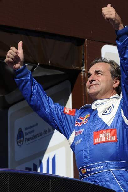 'Espero que [la carrera] no se apriete tanto como el pasado año', dijo S...