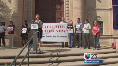 Grupos proinmigrantes en Miami retan a Obama