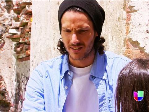 No hay manera de convencer a Inés, 'Garabato', ella quiere dar en...