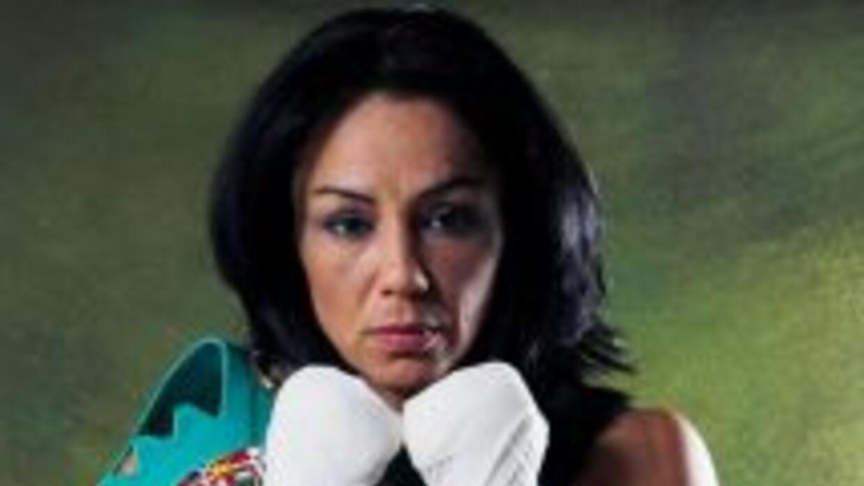 Jackie Nava pronosticó guerra ante Mayra Gómez (Foto: Zanfer).