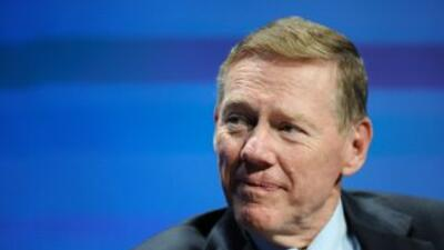 Alan Mulally, presidente y CEO de Ford Motor Company.
