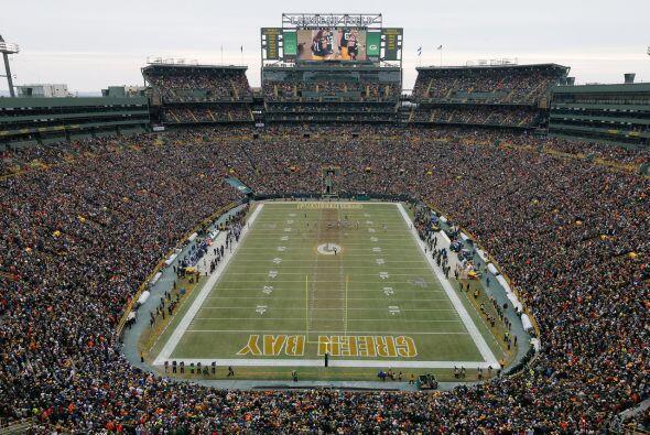 Domingo, Sept. 20 -- Seahawks vs. Packers, Lambeau Field, Green Bay, Wis...