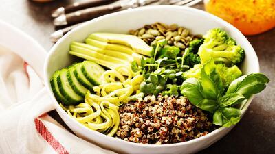 Vegano o vegetariano: principales diferencias y beneficios entre estos dos tipos de dietas