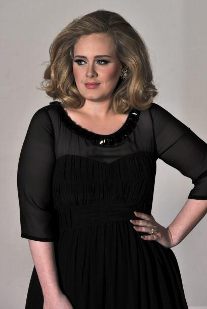 "Best Pop Solo Performance- ""Set fire to the rain""-> Adele."