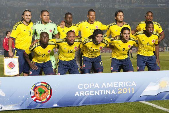 Colombia llegó a cuatro puntos en el Grupo A, con un solo gol a favor y...