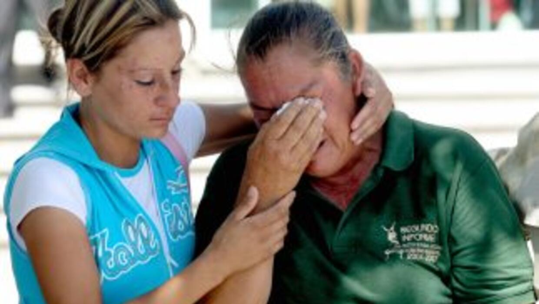 Maria Guadalupe Guerequa, madre de Sergio Adrián exige castigar a los re...