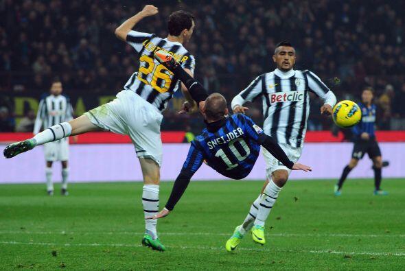 En otro de los partidos del 'Calcio', Juventus le superó al Inter por 2...