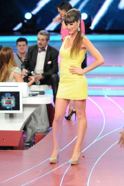 Raquel Ortega, bailarina y coreógrafa española, se dio a conocer como la...