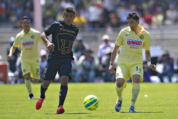 Aunque el gol terminó siendo de Benedetto la jugada y desequilibrio fuer...