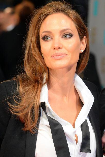 ¿Para ustedes quién se robó la noche: Angelina o Brad? La verdad es que...