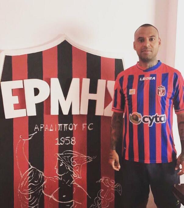 (1.Division) Paphos 2-[1] Ermis F.C.: el mexicano Edgar Pacheco fue supl...