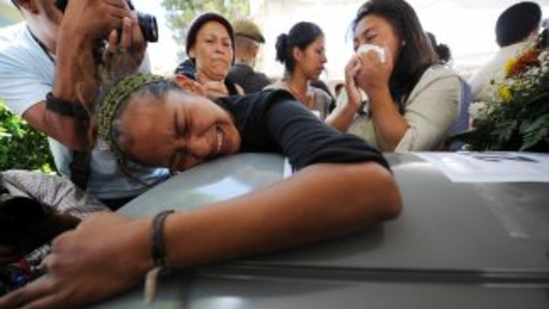 Identifican otro hondureño asesinado en México
