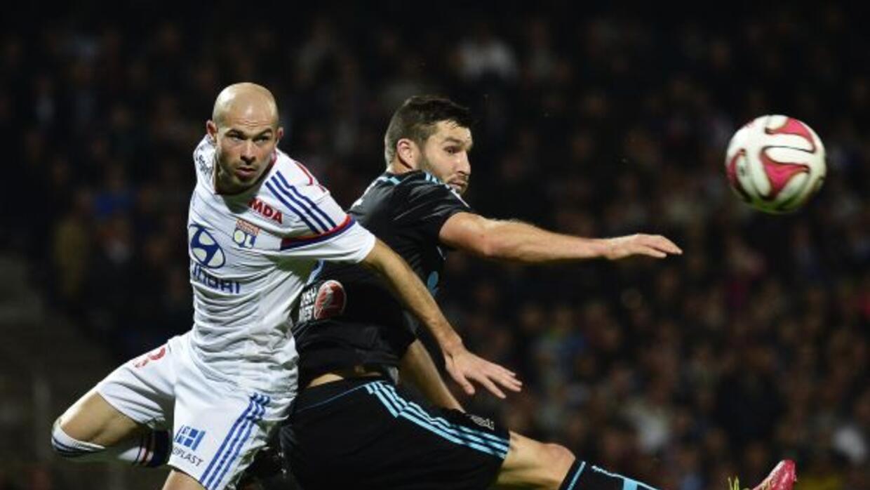 Se acabó la buena racha del Marsella en la liga francesa.