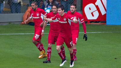 Toluca 1-0 Querétaro: Un agónico gol de Bueno valió el triunfo para los...