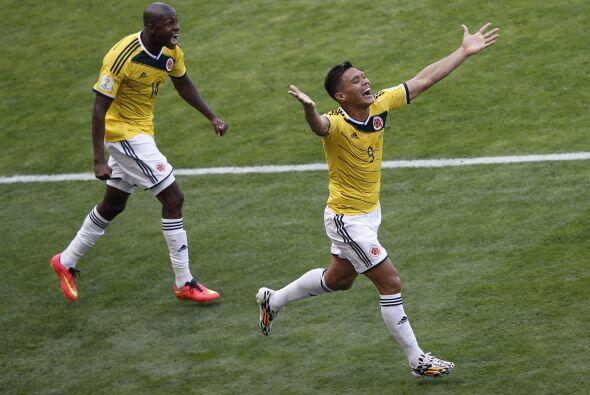 Con ello Colombia amarraba al cuadro griego en su esquema.