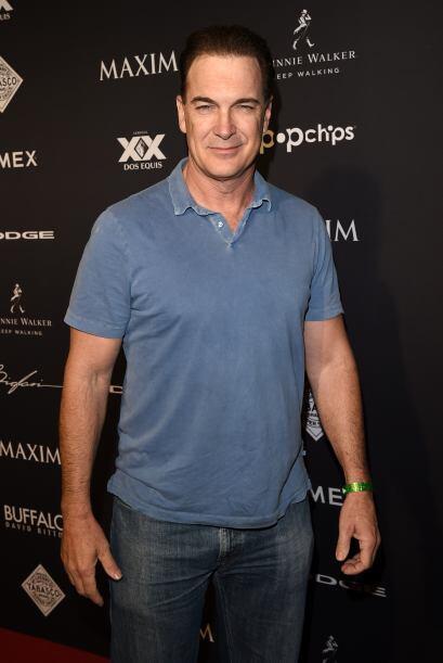 El actor Patrick Warburton, conocido por su personaje como novio de Elai...