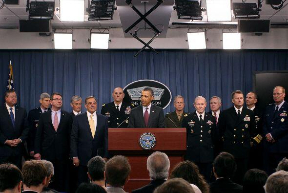 Obama de igual manera destacó la necesidad de una reelaboración de prior...