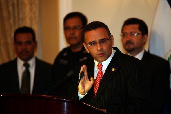 El presidente salvadoreño, Mauricio Funes advirtió que su gobierno segui...