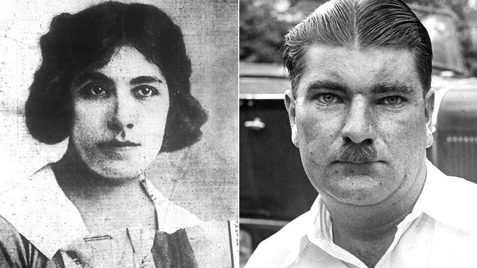 Alice Jones and Leonard Kip Rhinelander