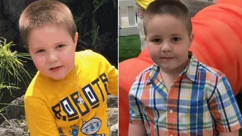 Aramazd Andressian Jr., a quien su familia llamaba 'Piqui', desapareci&...