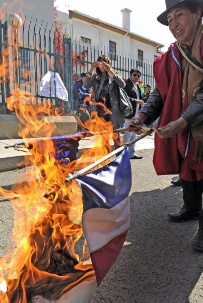 De forma parecida se manifestaron gobernantes de otras naciones de Améri...