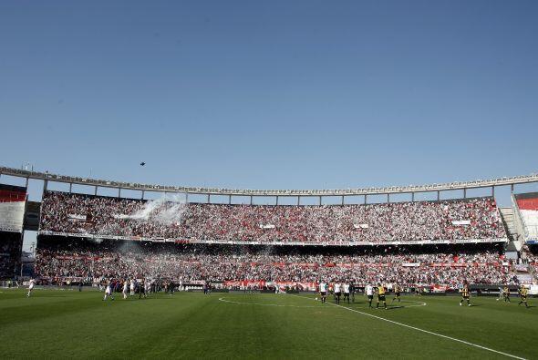 Con este resultado en el Estadio Monumental, River Plate puso punto fina...