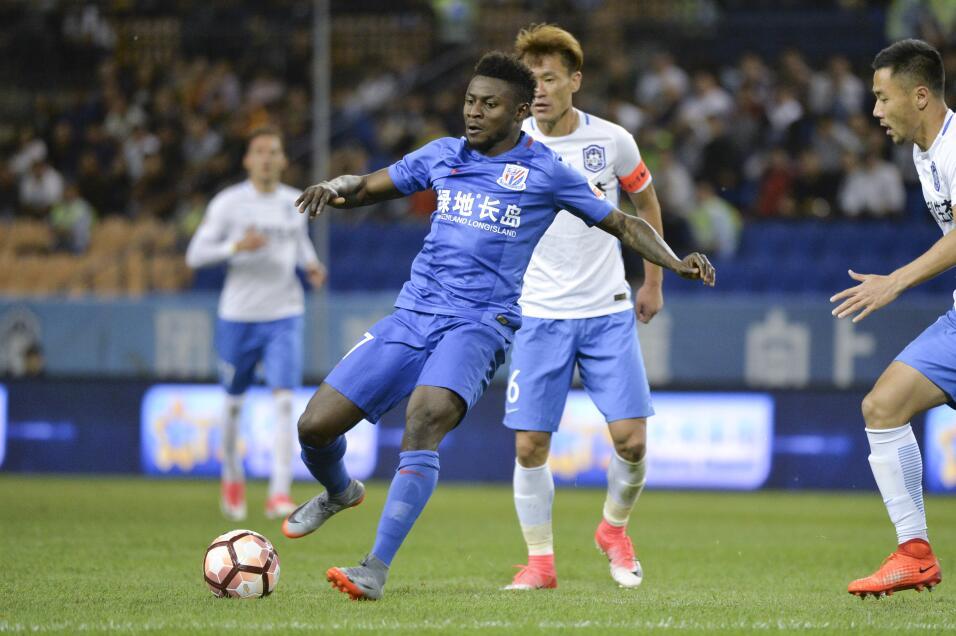 Obafemi Martins - Shanghai Shenhua