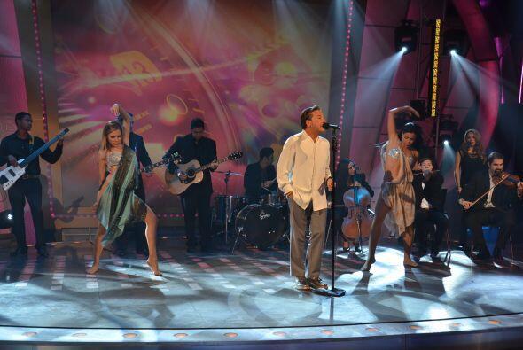 El extraordinario cantante demostró que su talento sigue presente y 'Tim...