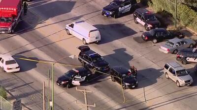 Es dado de alta un oficial de Illinois que resultó herido de bala durante un procedimiento