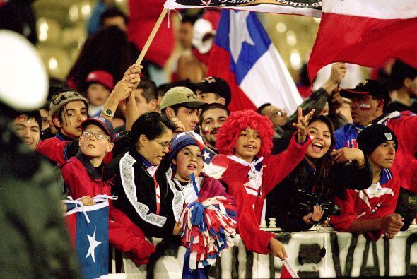México y Chile volverían a verse las caras ese año, los aztecas serían l...