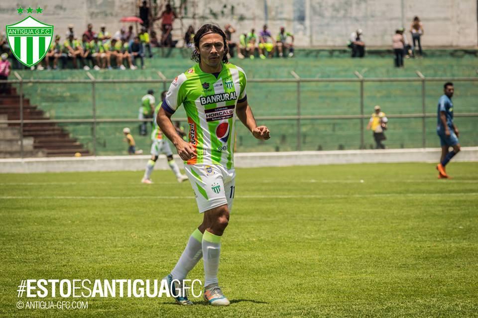 Agustín Herrera: el Antigua cayó por 3-1 a manos del Coban Imperial, per...