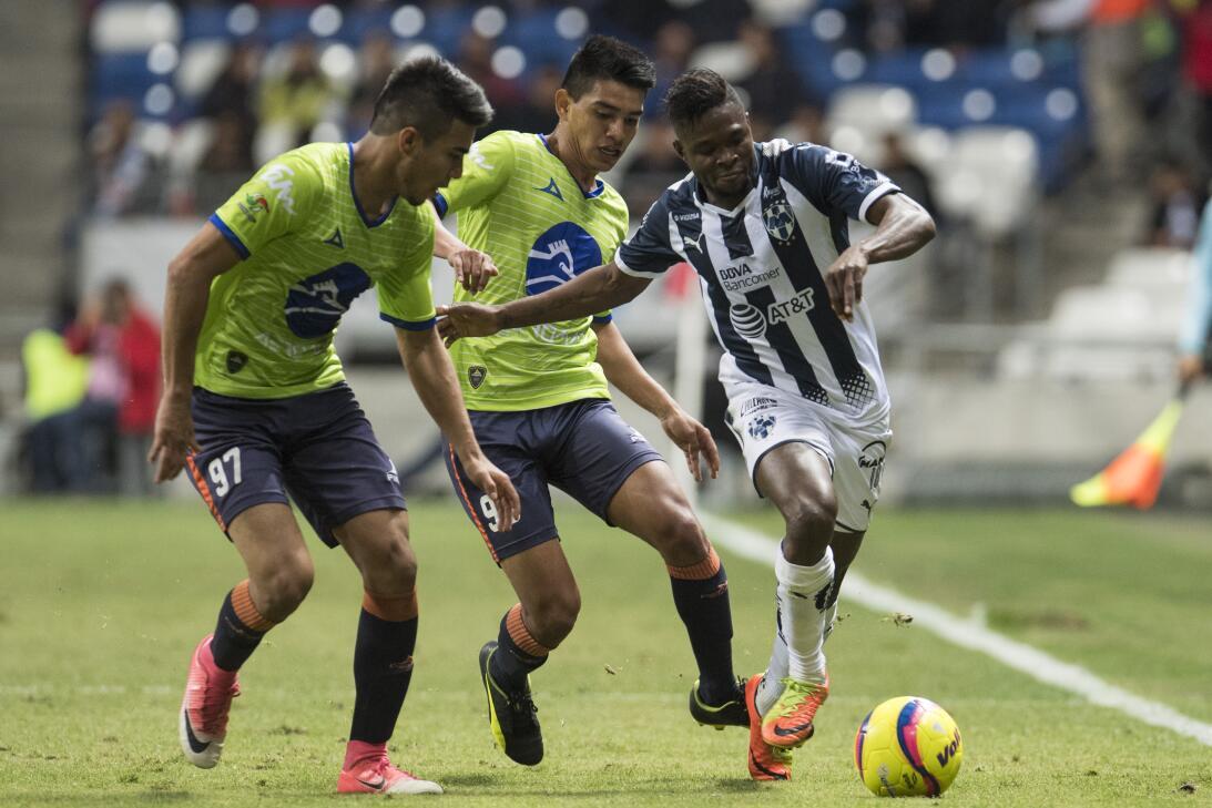 En fotos: Monterrey ganó y es líder del grupo 3 de la Copa MX 20180124-6...