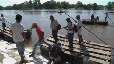 La violencia en áreas de Centroamérica es responsable por tanto inmigrac...
