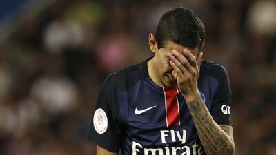 PSG no pasa del empate 2-2 ante Burdeos que acabó con diez hombres