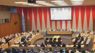 A gritos e insultos, diplomáticos cubanos interrumpen denuncias de EEUU ante la ONU por presos políticos