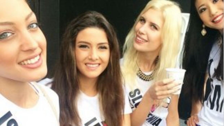 La representante libanesa del concurso Miss Universo ha recibido numeros...