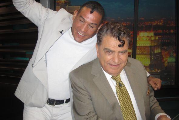 El Don está dispuesto a vencer a ex campeón de box
