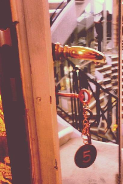 """""""Tuve las llaves del apartamento de #CocoChanel Ayer fue el días..."""