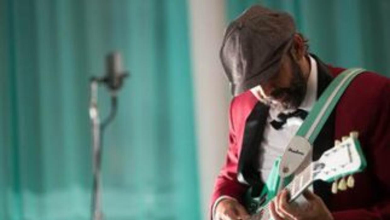 Juan Luis Guerra mantiene un éxito espectacular con su sencillo 'Tus Bes...