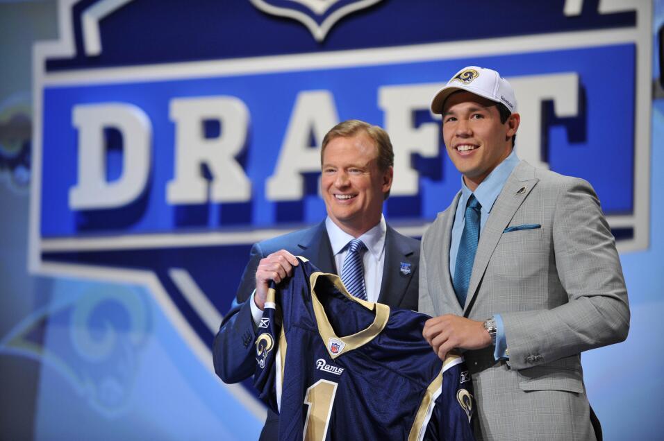 NFL Draft #1 picks