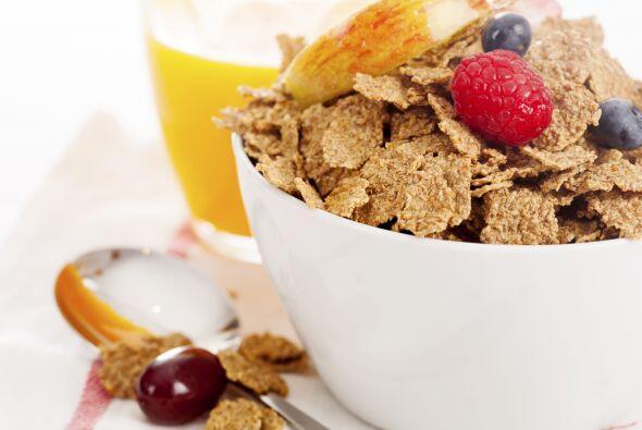 Poco consumo de fibra: Puede que tu organismo no esté procesando y desal...