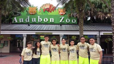 Los Steelers Boys de Coahuila visitan Nueva Orleans