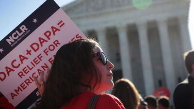 ¿Qué efectos tendrá la decisión de la Corte Suprema de no revisar la controversia frente al futuro de DACA?