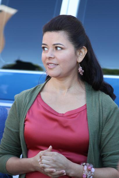 La dietista Mónica Montes fue la encargada de seleccionar los platillos...