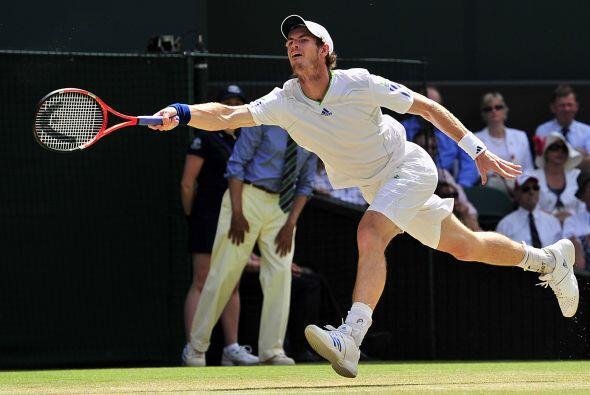 Murray intenta convertirse en el primer campeón británico...
