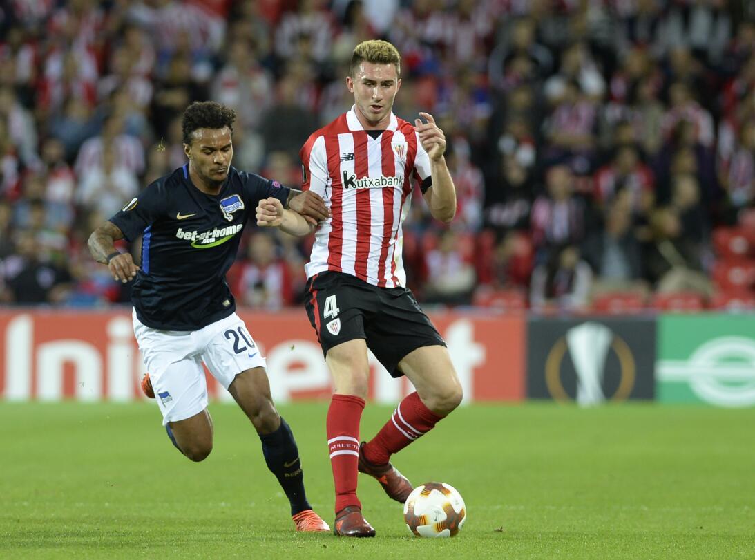 Ya habíamos informado del interés del Manchester City por Aymeric Laport...