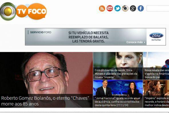 TV FOCO de Brasil.